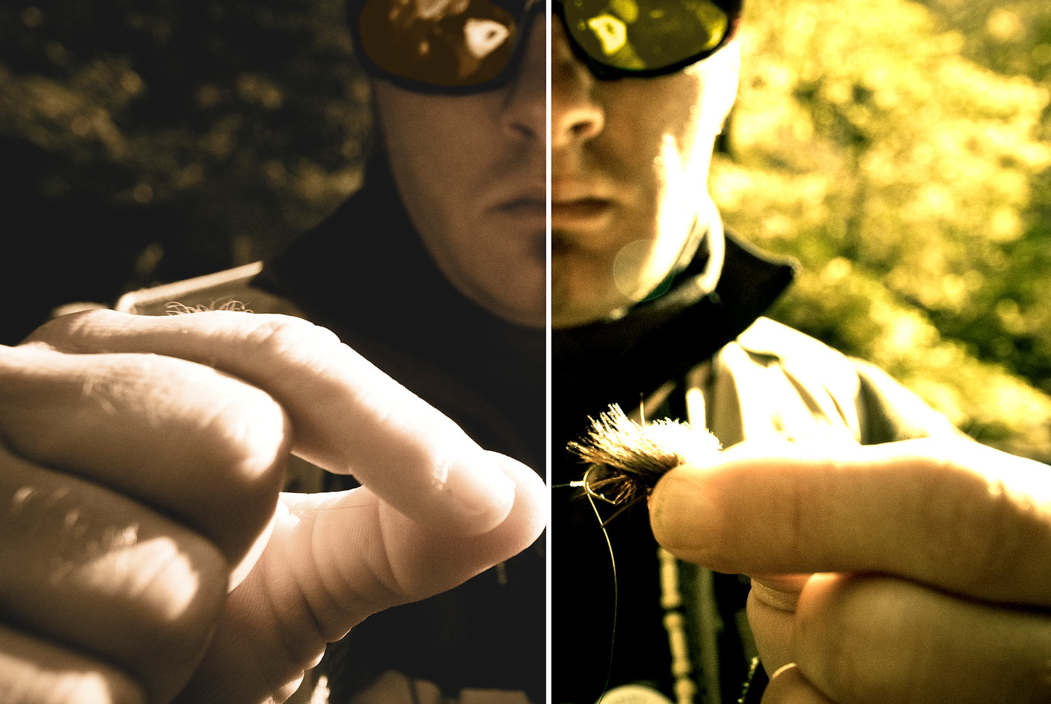 Best Polarized Sunglasses For Sight  choosing the right color lens for your fishing fly fishing