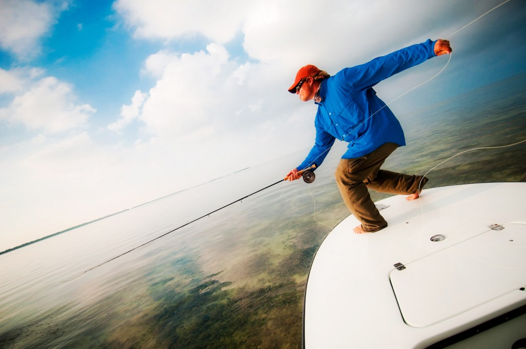 How does a job seeker reinvent himself secrets of the for Fly fishing jobs