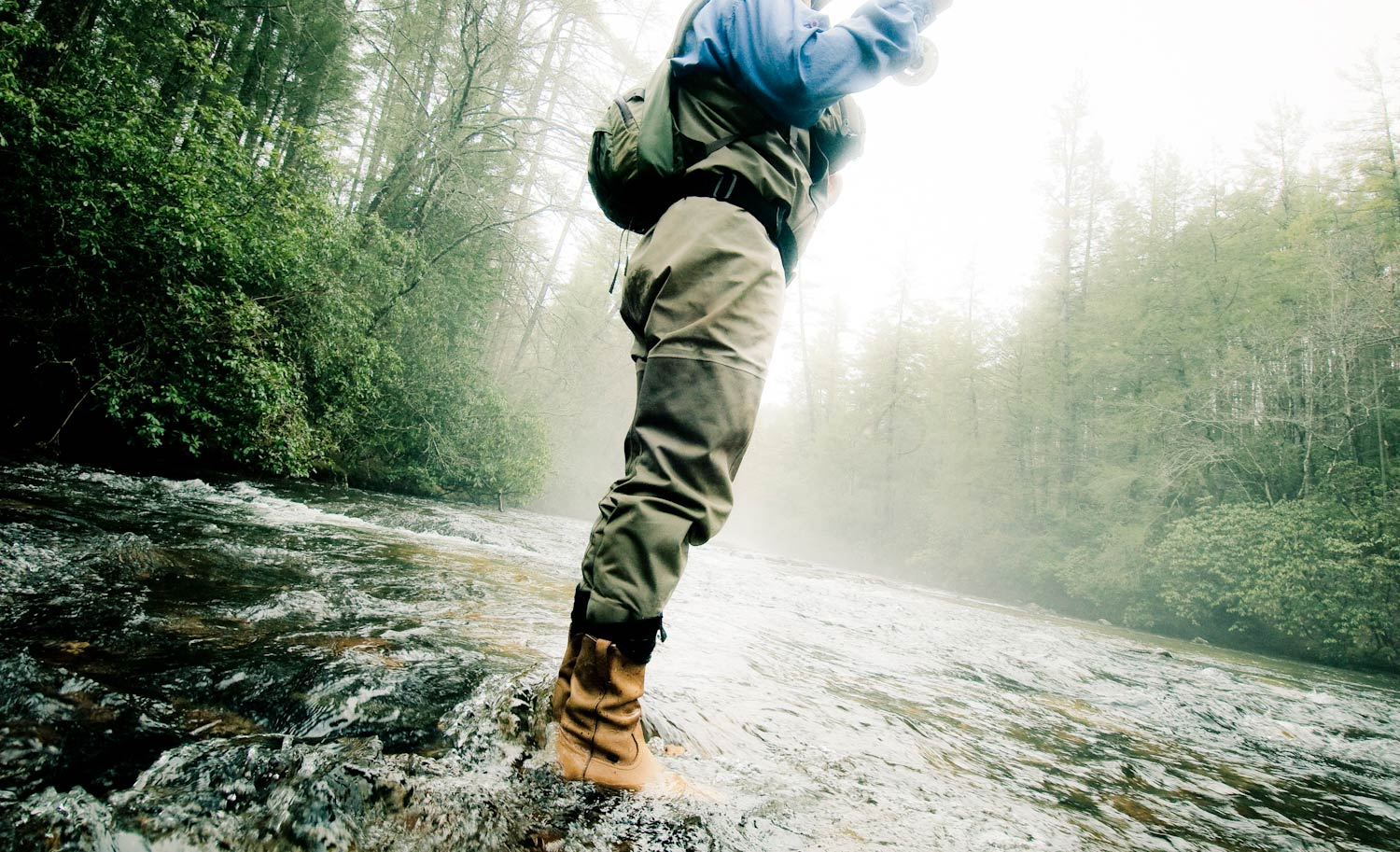 Why i always carry a backup gear box fly fishing gink for Fly fishing pants