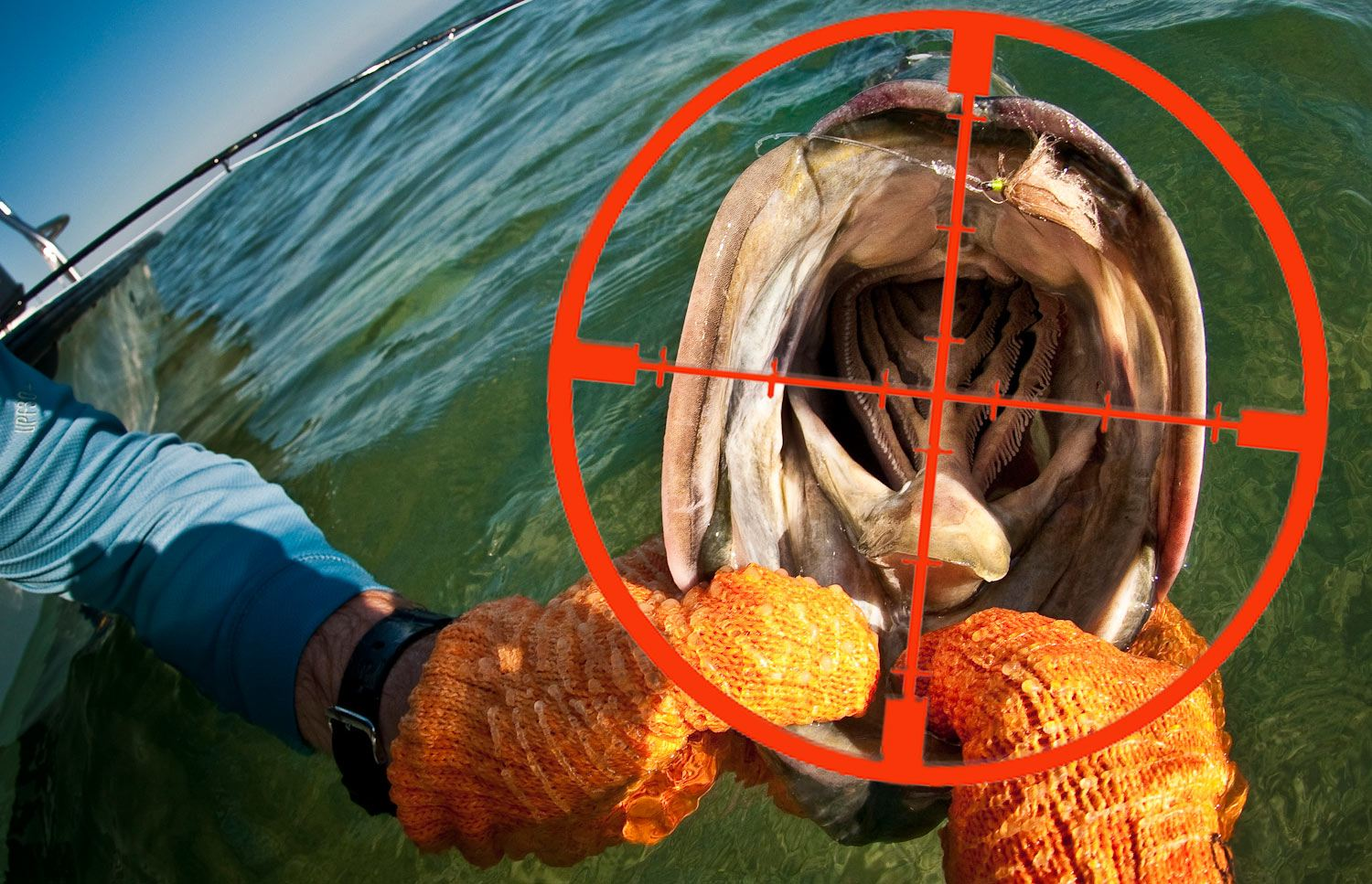 saltwater fly fishing: 11 tips for presenting your fly to tarpon, Fishing Reels