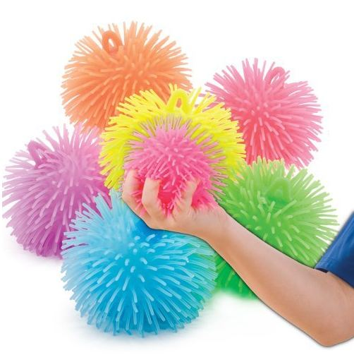 Puffer Ball Toys : Sunday s classic diy kids puffer balls for fly tying