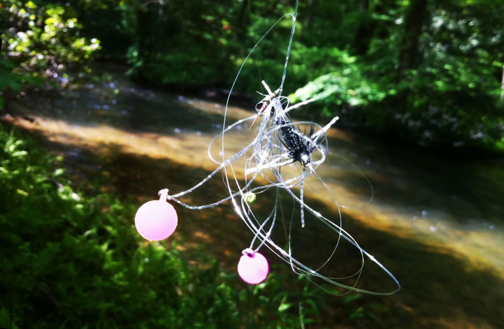 How to Stop the Dreaded Fly Fishing Birds Nest
