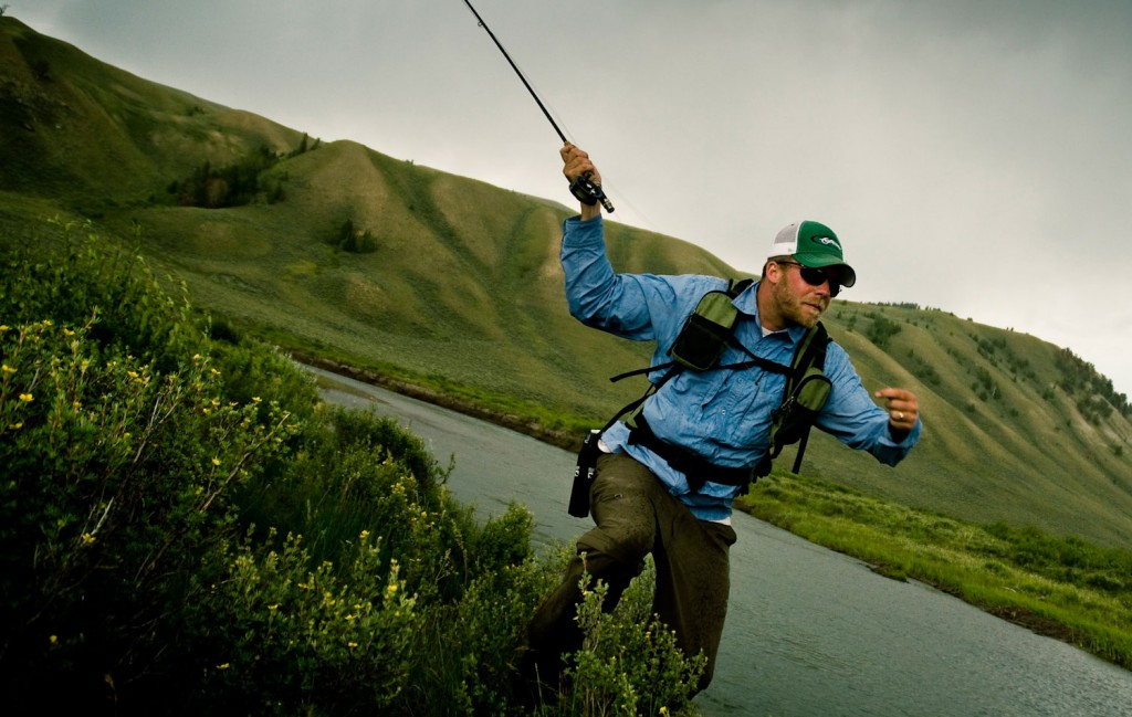 Fly fishing safety gear fly fishing gink and gasoline for Fly fishing clothing