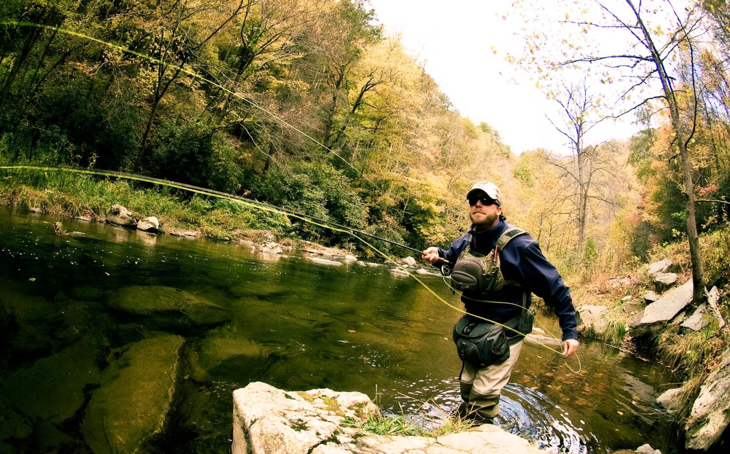 Sunday classic has distance casting hijacked rod design for Fly fishing blogs