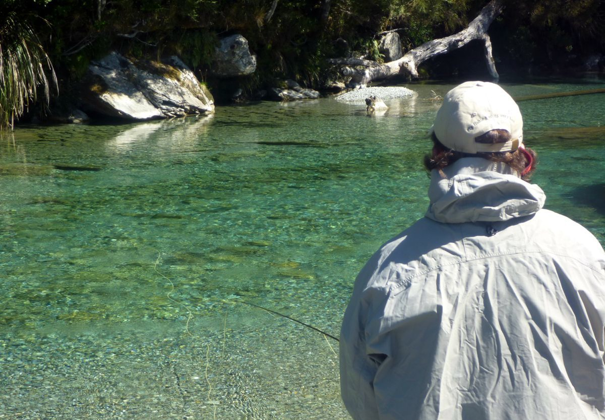 nz guide chris dore talks kiwi nymphing fly fishing