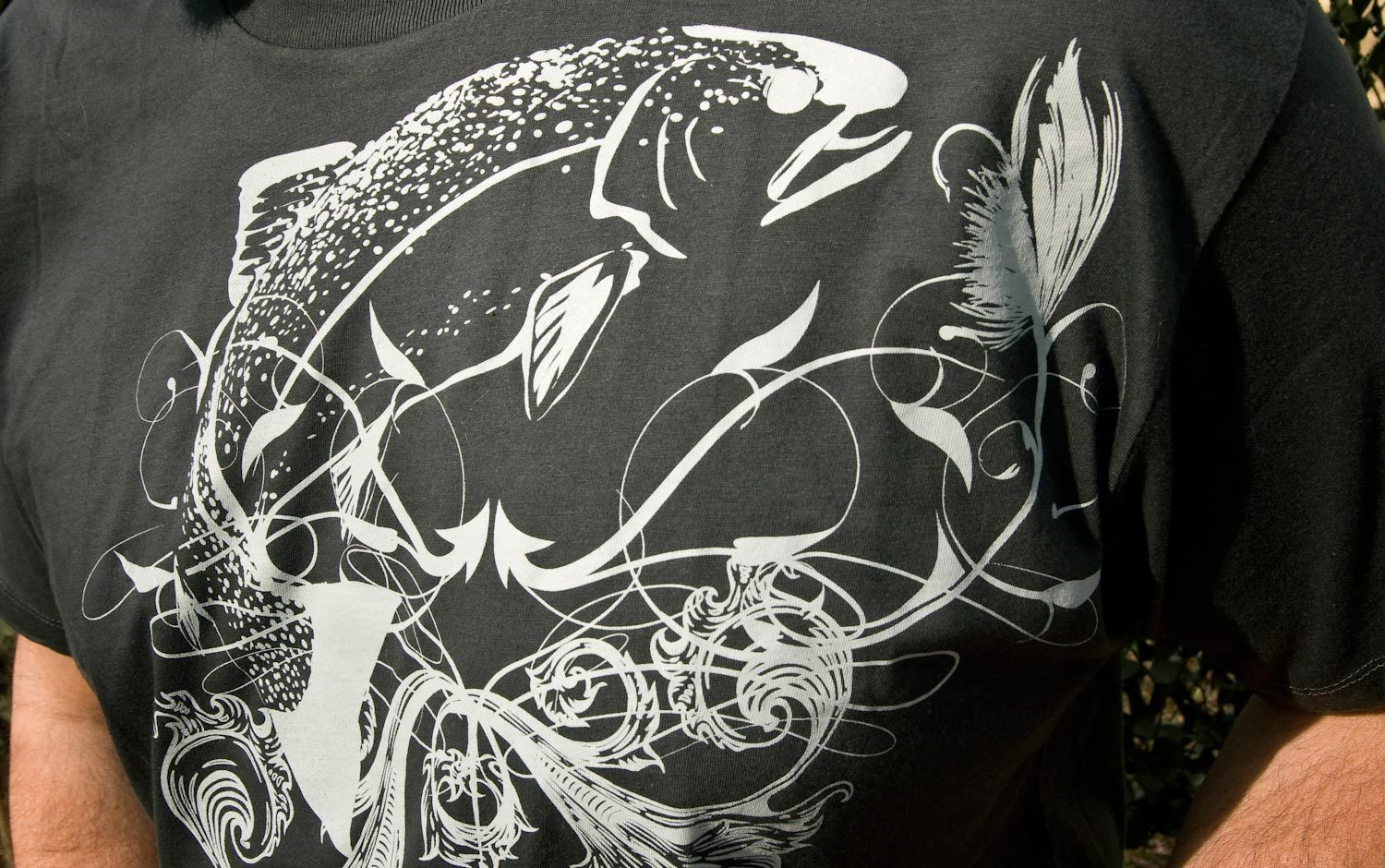 Soul River Runs Deep - Stylish T's. Photo: Louis Cahill