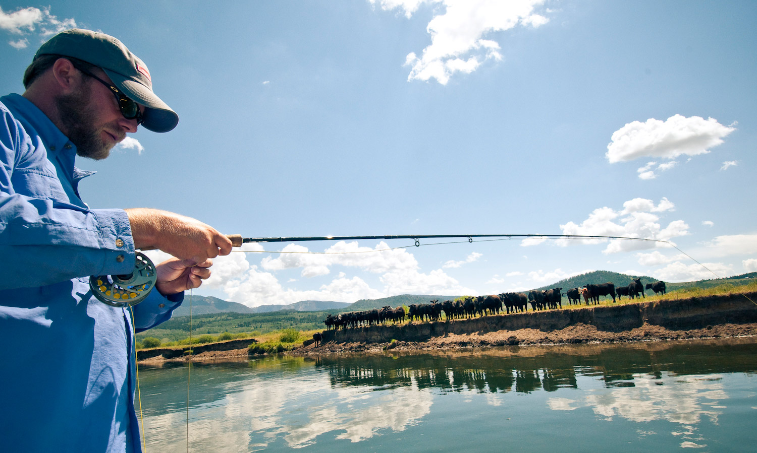 Fly fishing gear giveaway