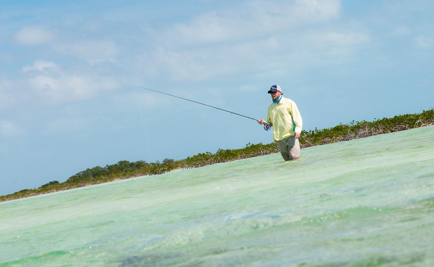Fly fishing saltwater for Saltwater fly fishing