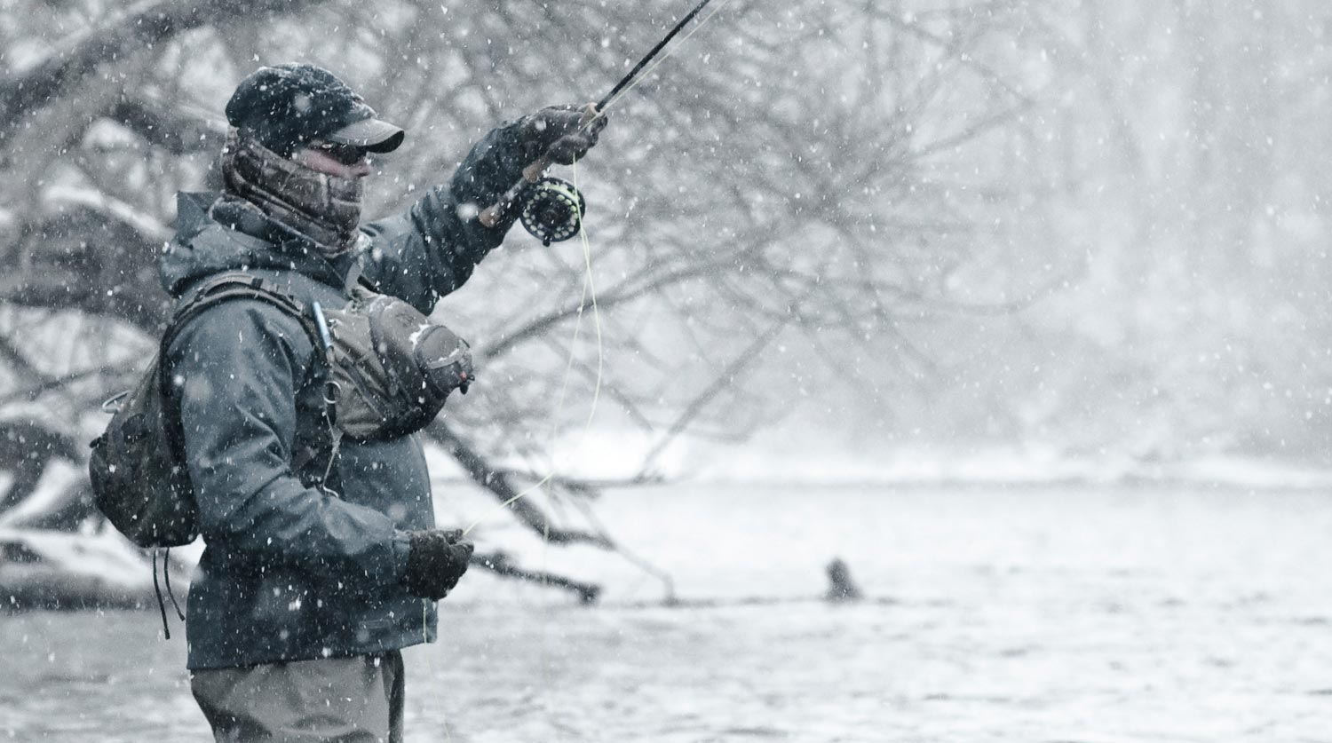 Fly Fishing in Gloves Gets Better with Time