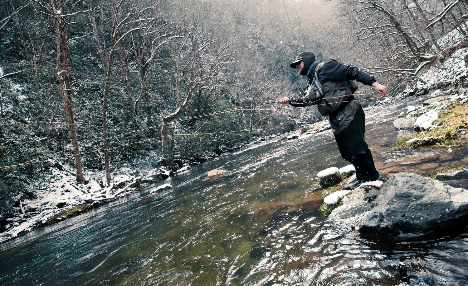 winter fly fishing gear fly fishing gink and gasoline
