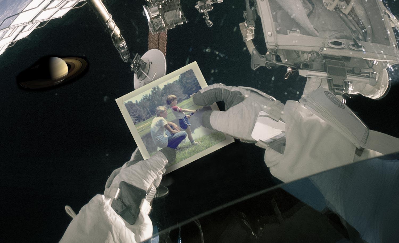 Photos courtesy of Mike Sepelak and NASA