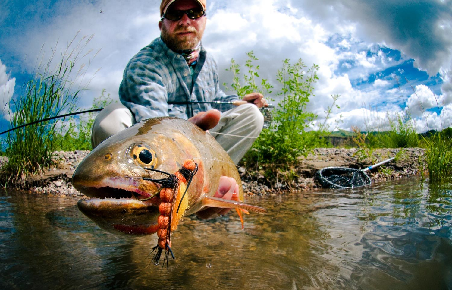 some days it's all about the twitch | fly fishing | gink and, Fly Fishing Bait