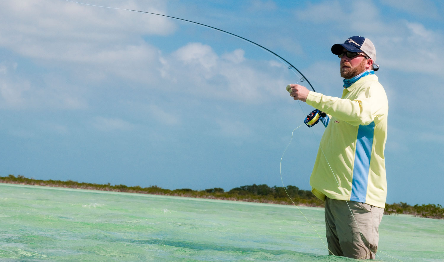 3 ways to improve your fly casting on the flats fly for Trout fishing in texas