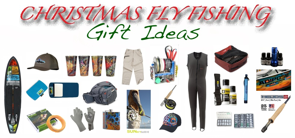 Best Fly Fishing Xmas Gifts - Gink & Gasoline Top Picks | Fly ...