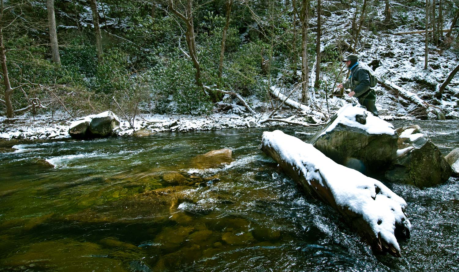 Fly Fishing in the Winter – Getting in the Routine
