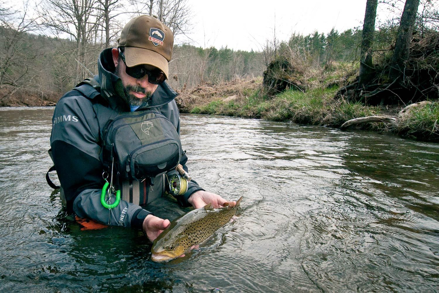2014 fly fishing new years resolutions fly fishing for Fly fishing news