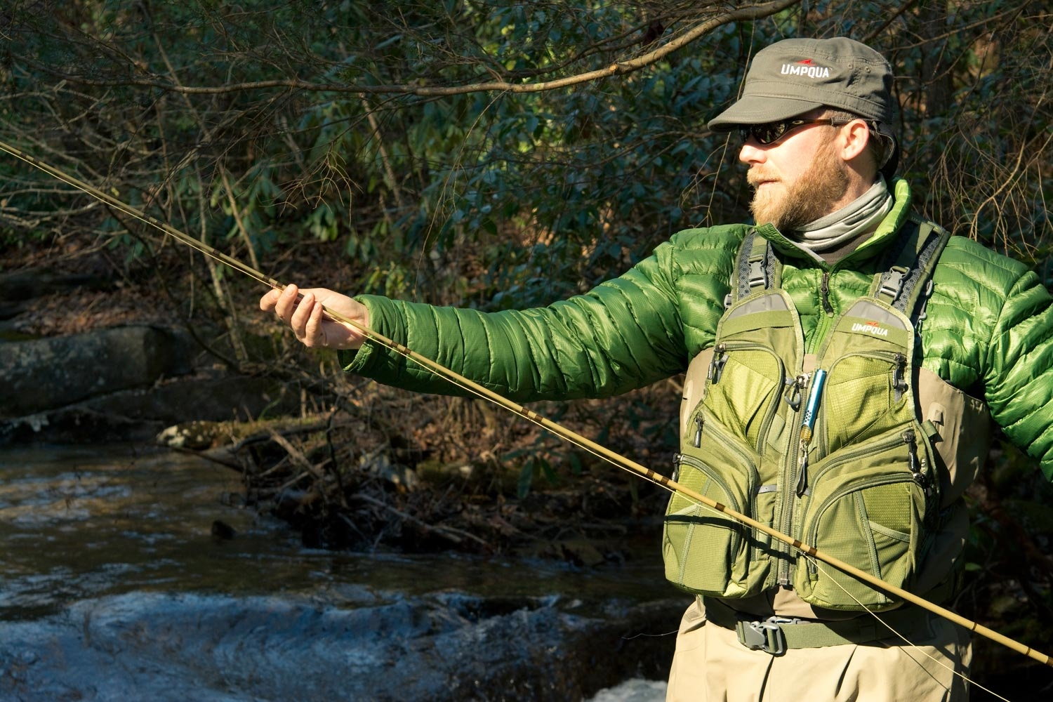 Swiftwater Tech Vest Review By Umpqua Fly Fishing Gink