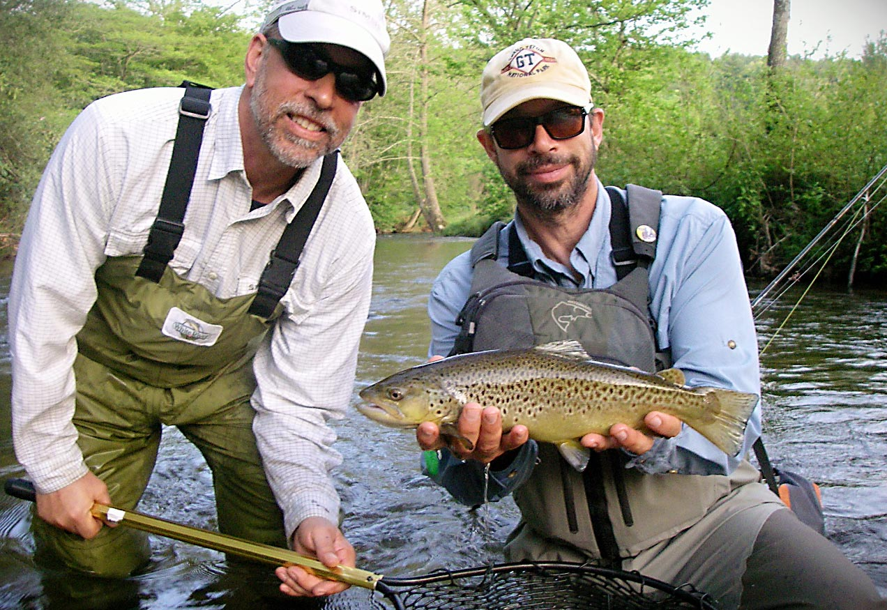Fly Fishing: Be a Big Brother