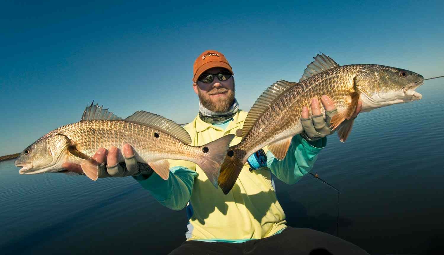 Tips and techniques for fly fishing in salt water fly for Fly fishing redfish