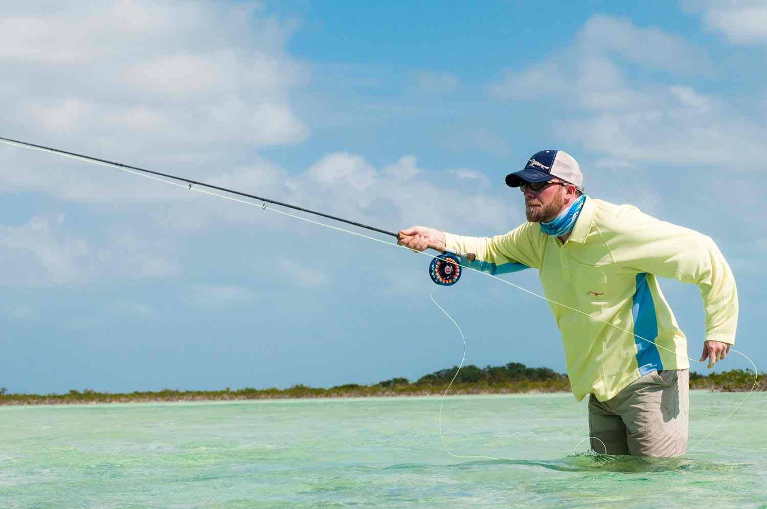 Fly fishing you can 39 t catch the fish if you don 39 t make a for Best time to go saltwater fishing