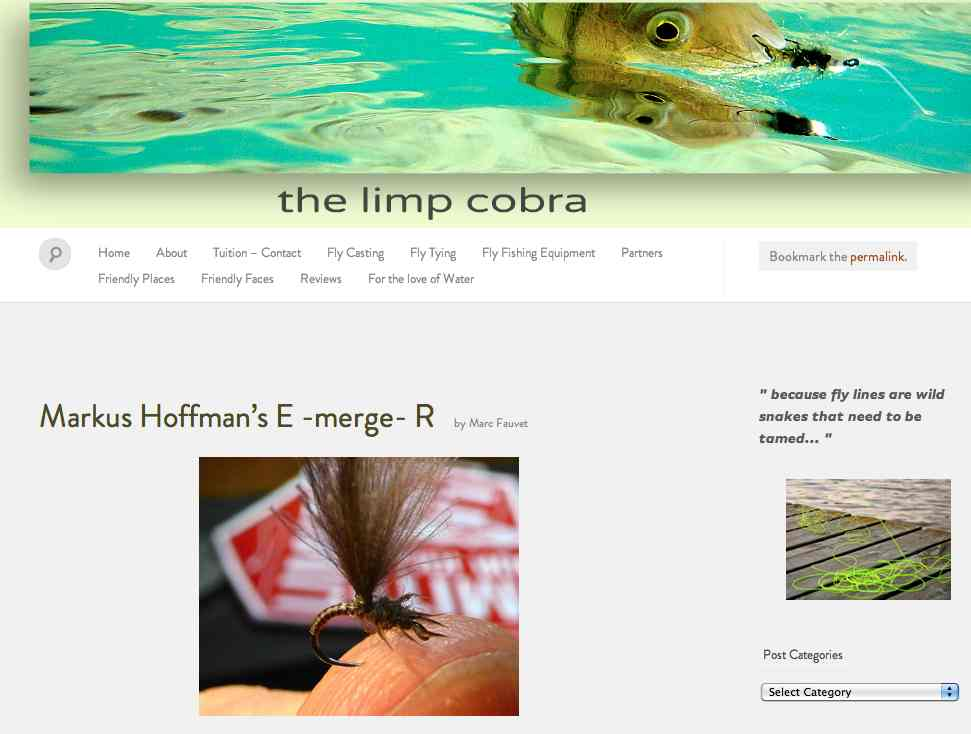 the-limp-cobra-emerger