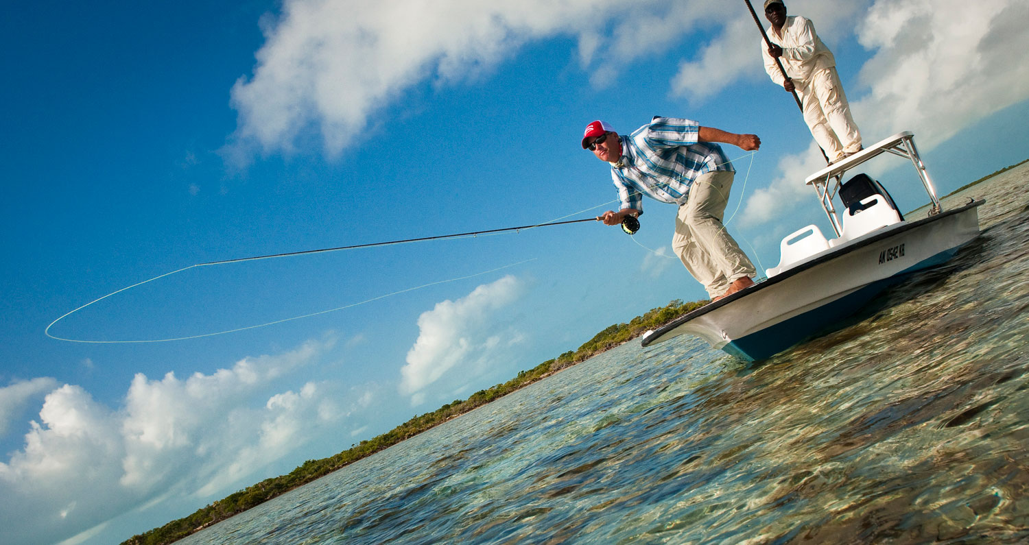 Three tips for casting in the wind fly fishing gink for Fishing in the wind