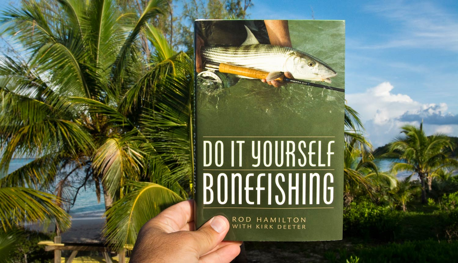 Do it yourself bonefishing by rod hamilton reviewed fly its every anglers dream to catch bonefish on the flats by themselves solutioingenieria Image collections