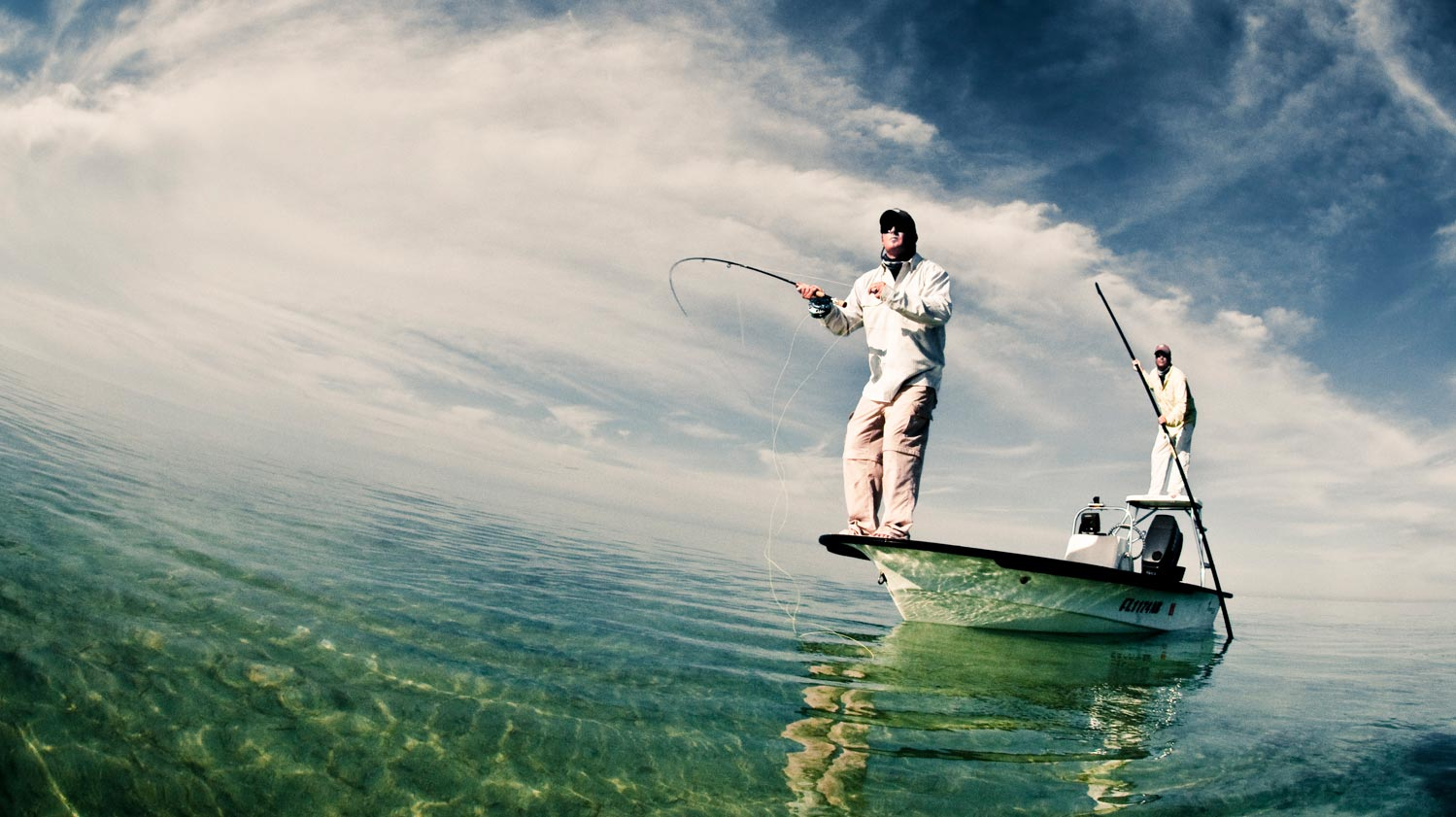 the virtues of a sidearm cast in saltwater fly fishing | fly, Fishing Reels