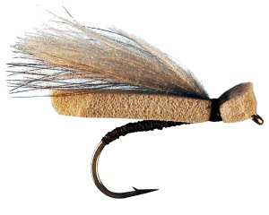 Jakes No Sink CDC Caddis Tan 04-1200
