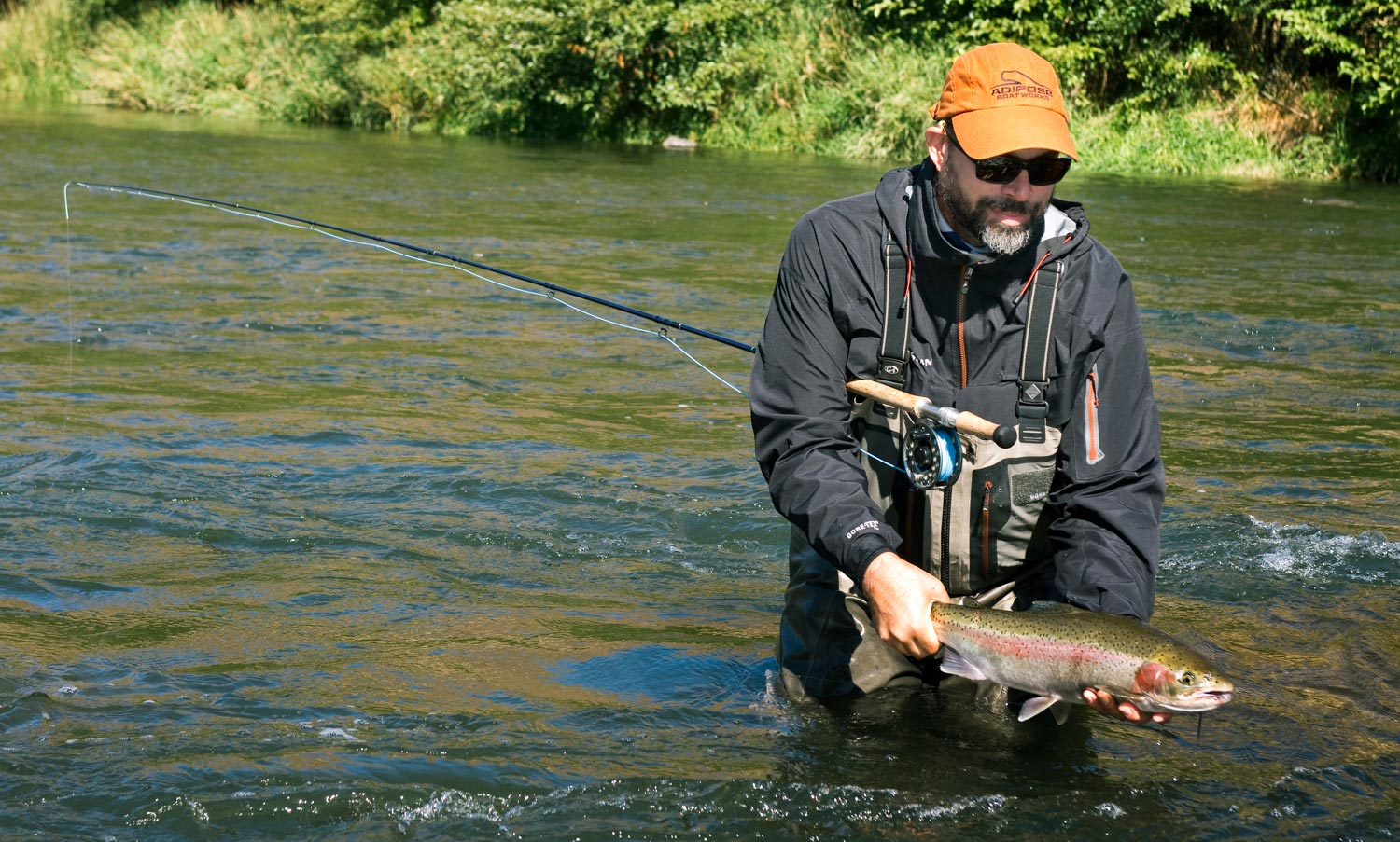 The sa skagit extreme intermediate better casts better for Fly fishing gear
