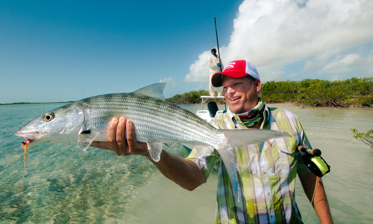 3 tips for catching giant bonefish fly fishing gink for How to fishing