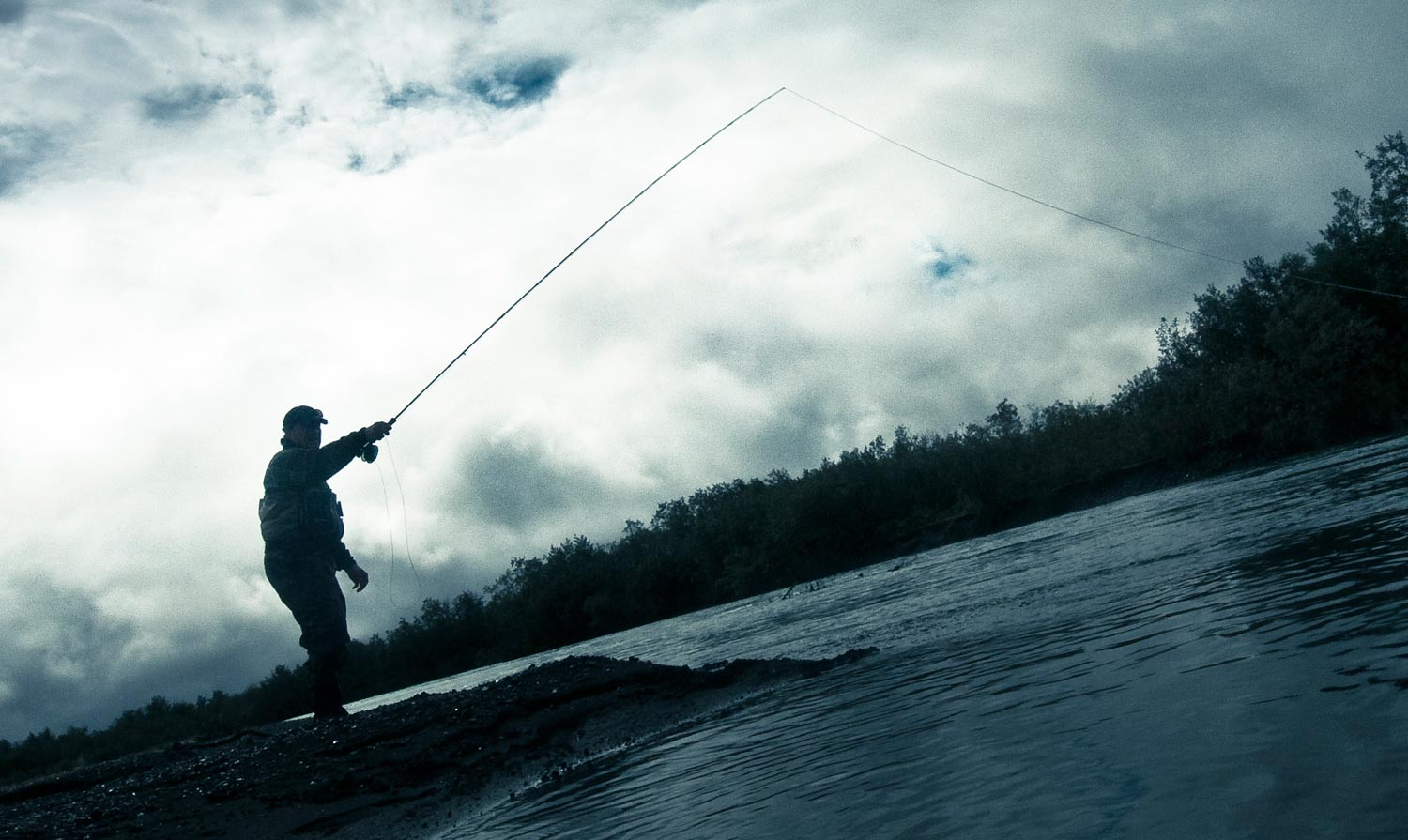 Better highsticking video fly fishing gink and for Fly fishing 101