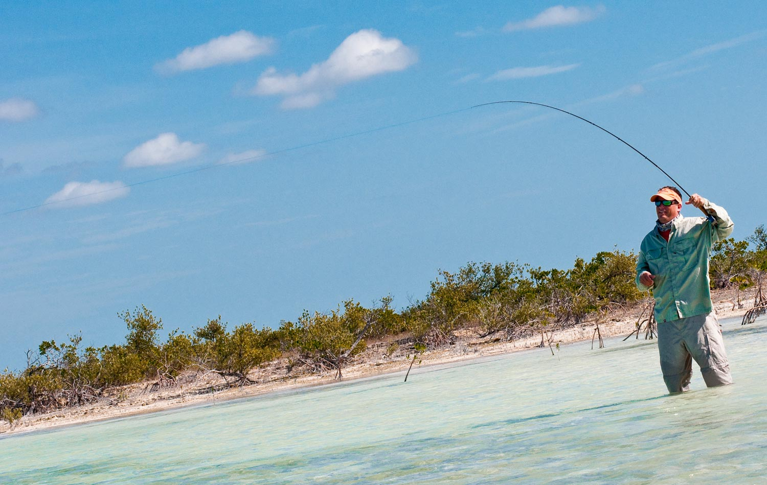 Is flats fishing in the bahamas over fly fishing gink for Fly fishing bahamas