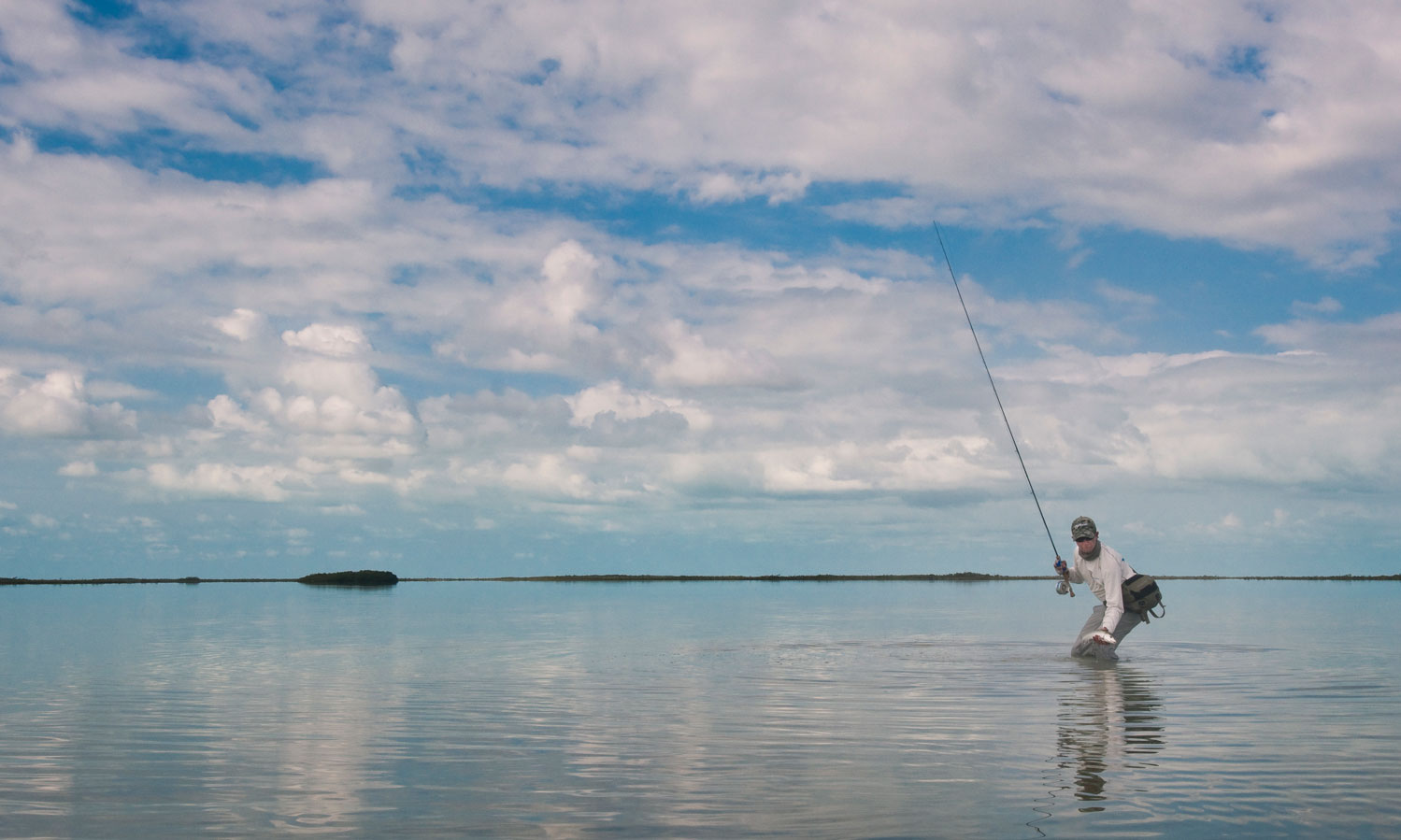 The road to diy bonefish fly fishing gink and gasoline how to photo by louis cahill solutioingenieria Images