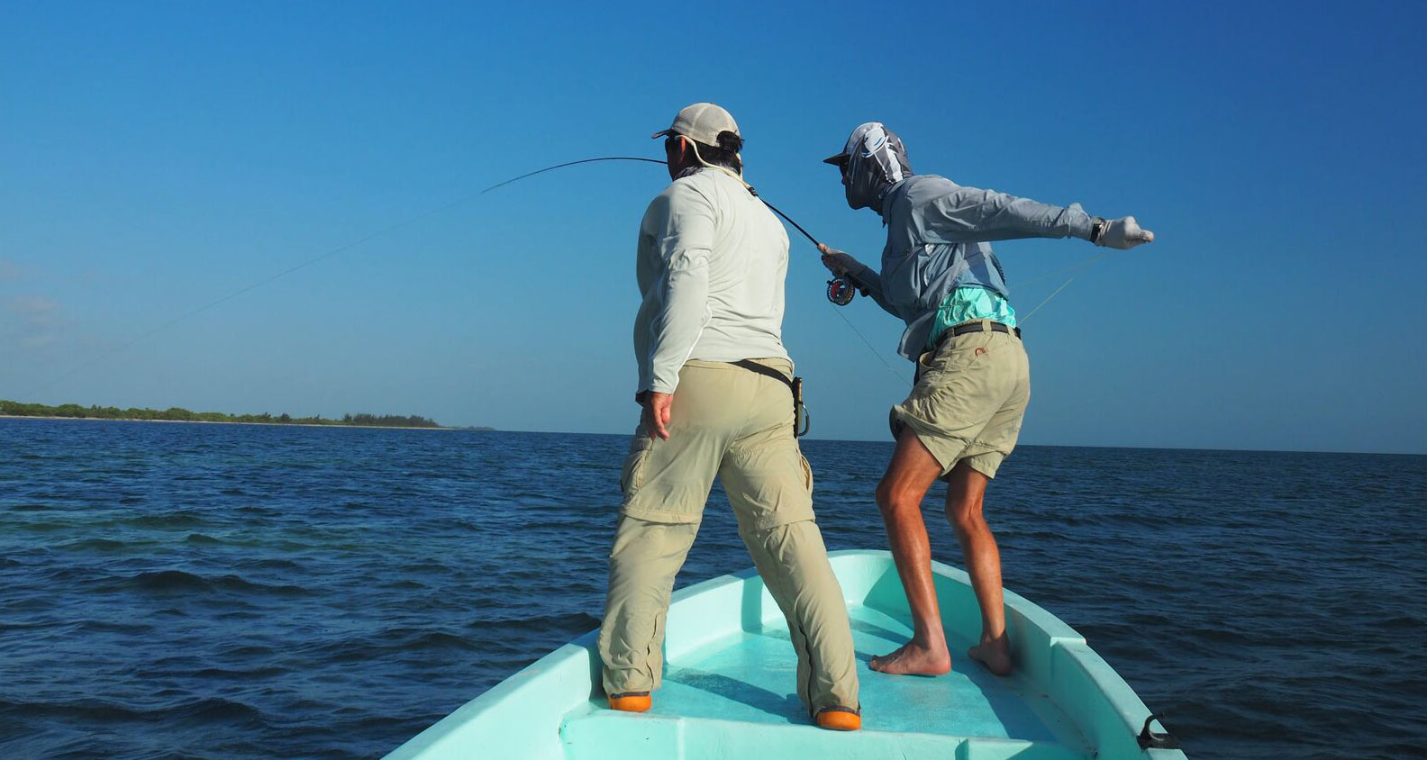 Fly fishing the yucatan fly fishing gink and gasoline how to yucatan6 solutioingenieria Images