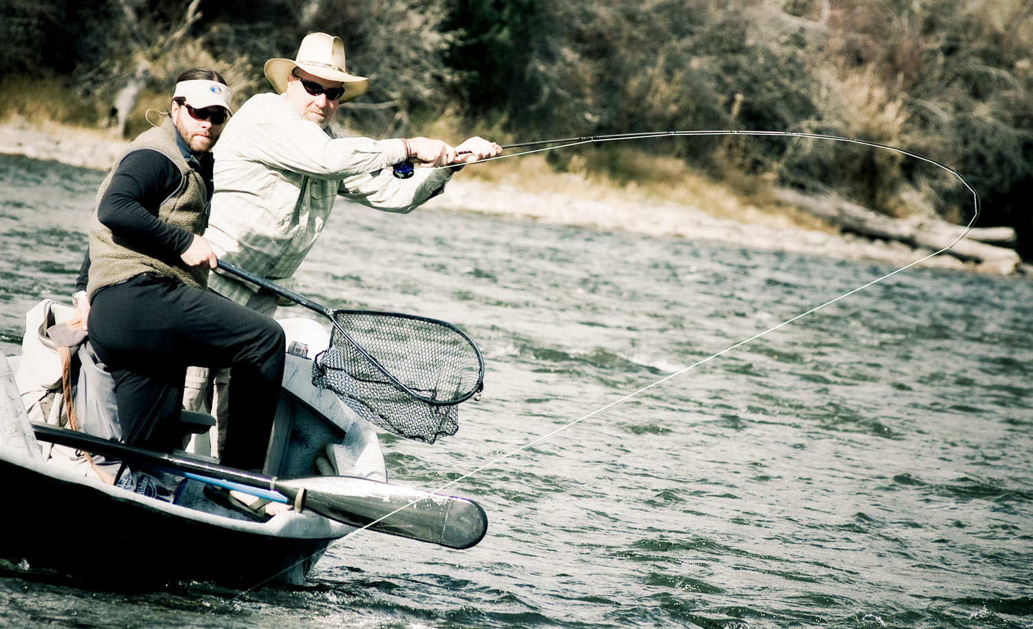 Three ways we lose fish fly fishing gink and gasoline for Fly fishing 101