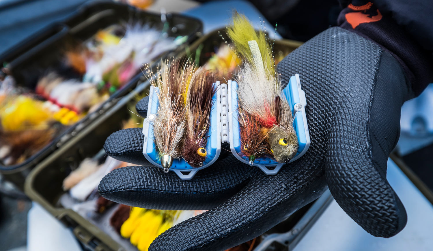 Streamer box fly fishing gink and gasoline how to for The fishing fly box