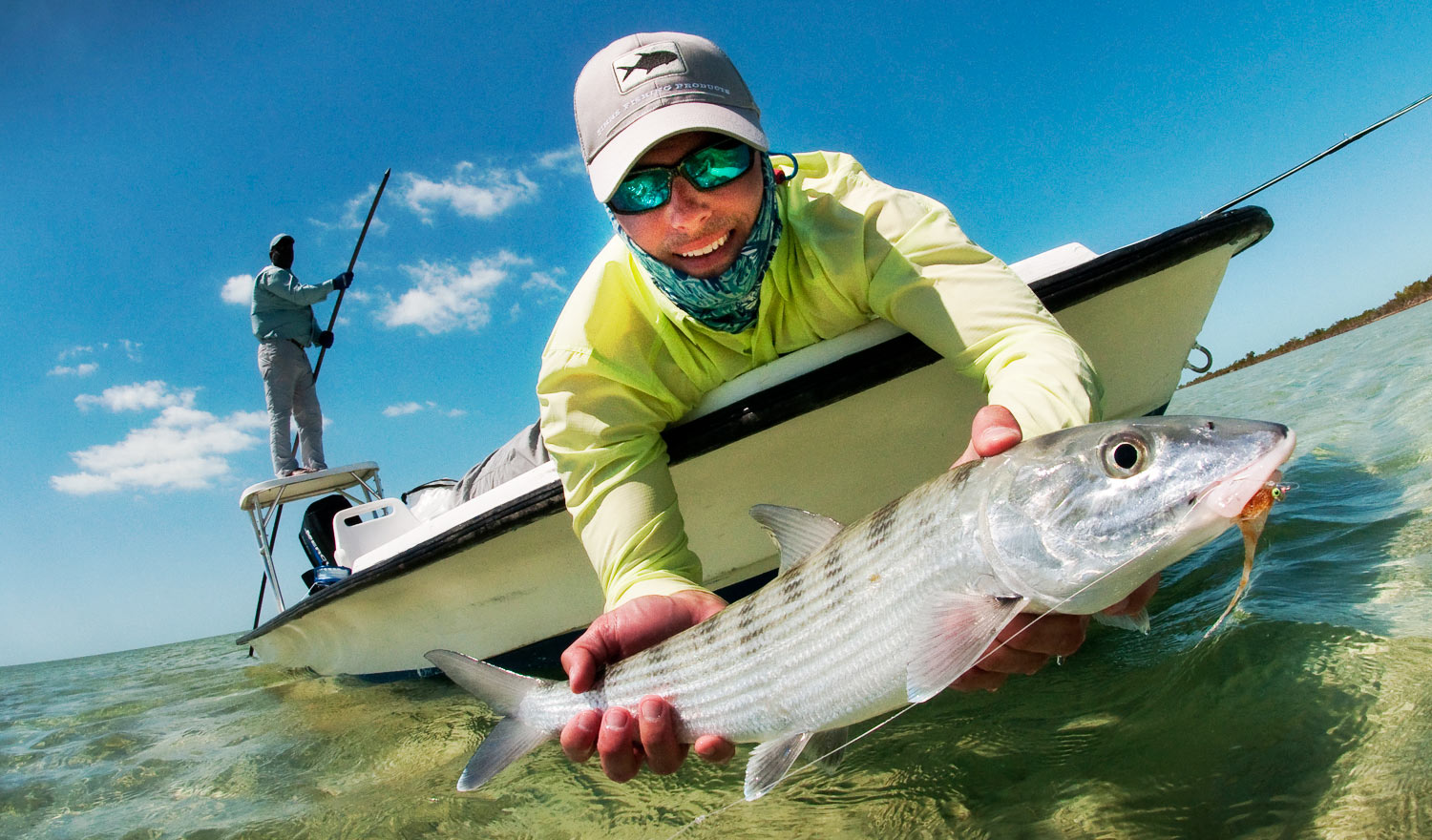 green light the bahamas fly fishing gink and gasoline