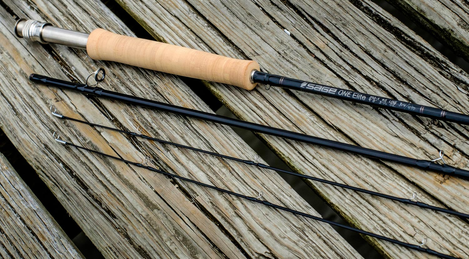 Sage fishing rods for Sage fly fish