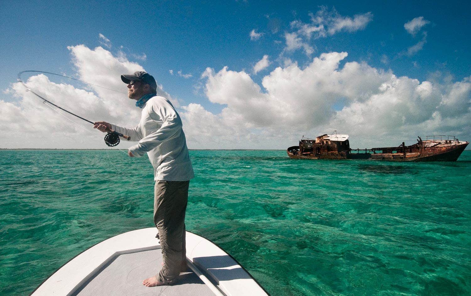 I love the bahamas photo essay fly fishing gink and for Salt water fly fishing