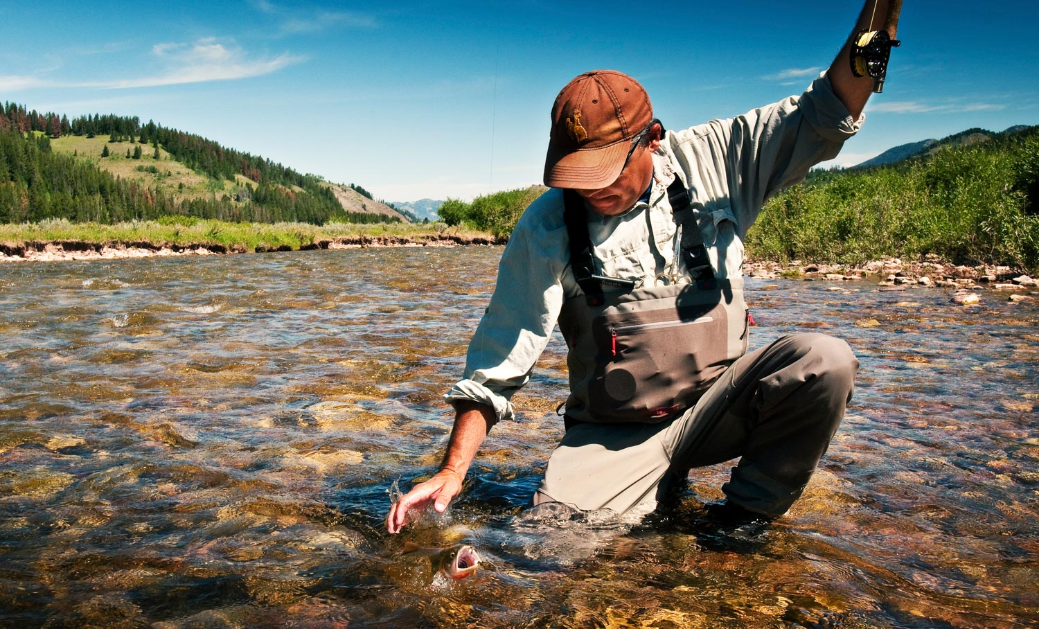 Lock your forceps fly fishing gink and gasoline how for Fly fishing blogs