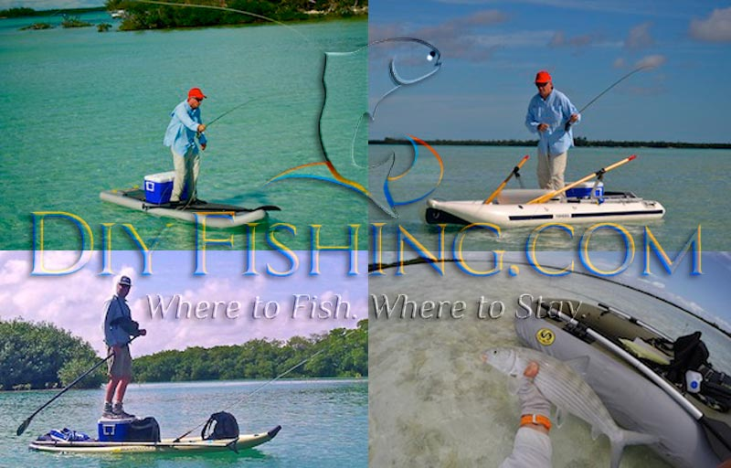 Saturday shoutout diy bonefishing inflatables fly fishing if you want to fish where others cant pack an inflatable solutioingenieria Images