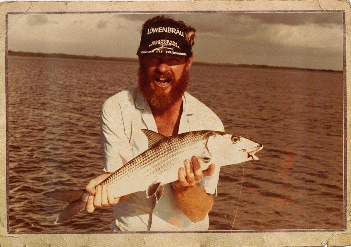 The glory days of Florida bonefishing.