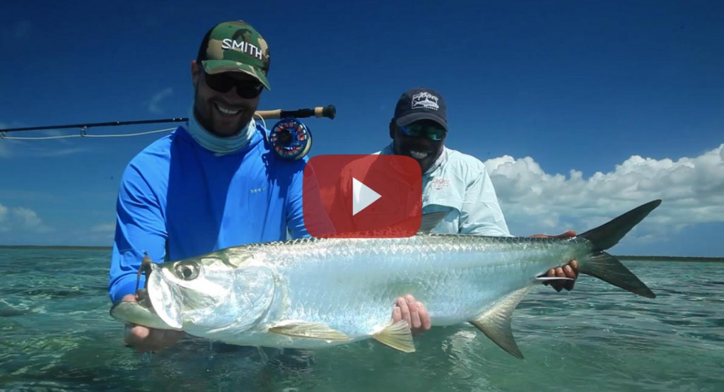 Bahamas poon fly fishing gink and gasoline how to for Fly fishing bahamas