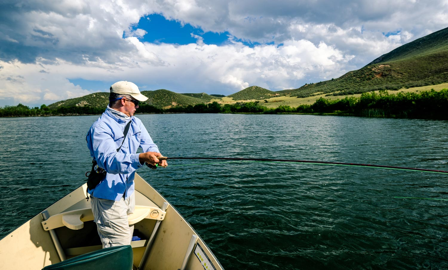 Blog fly fishing gink and gasoline how to fly fish for Plenty of fish cheyenne