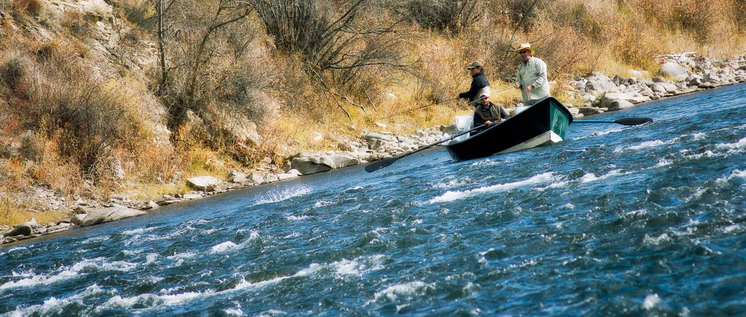 15 Tips For Effective Fly-Fishing From A Drift Boat   Fly