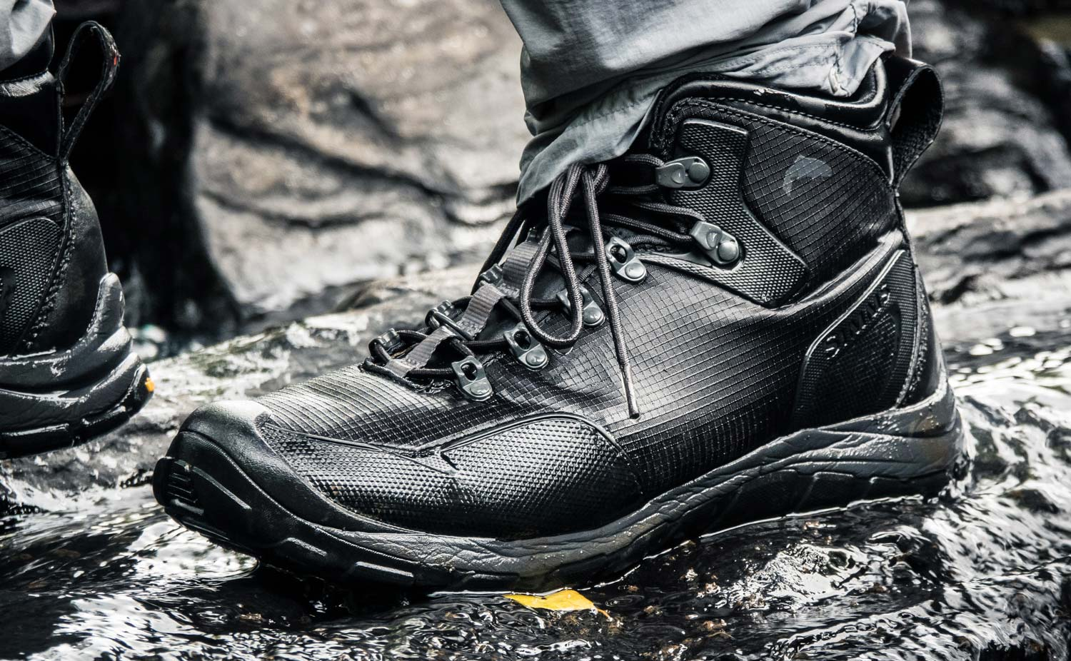 Simms Intruder Boot Review   Fly