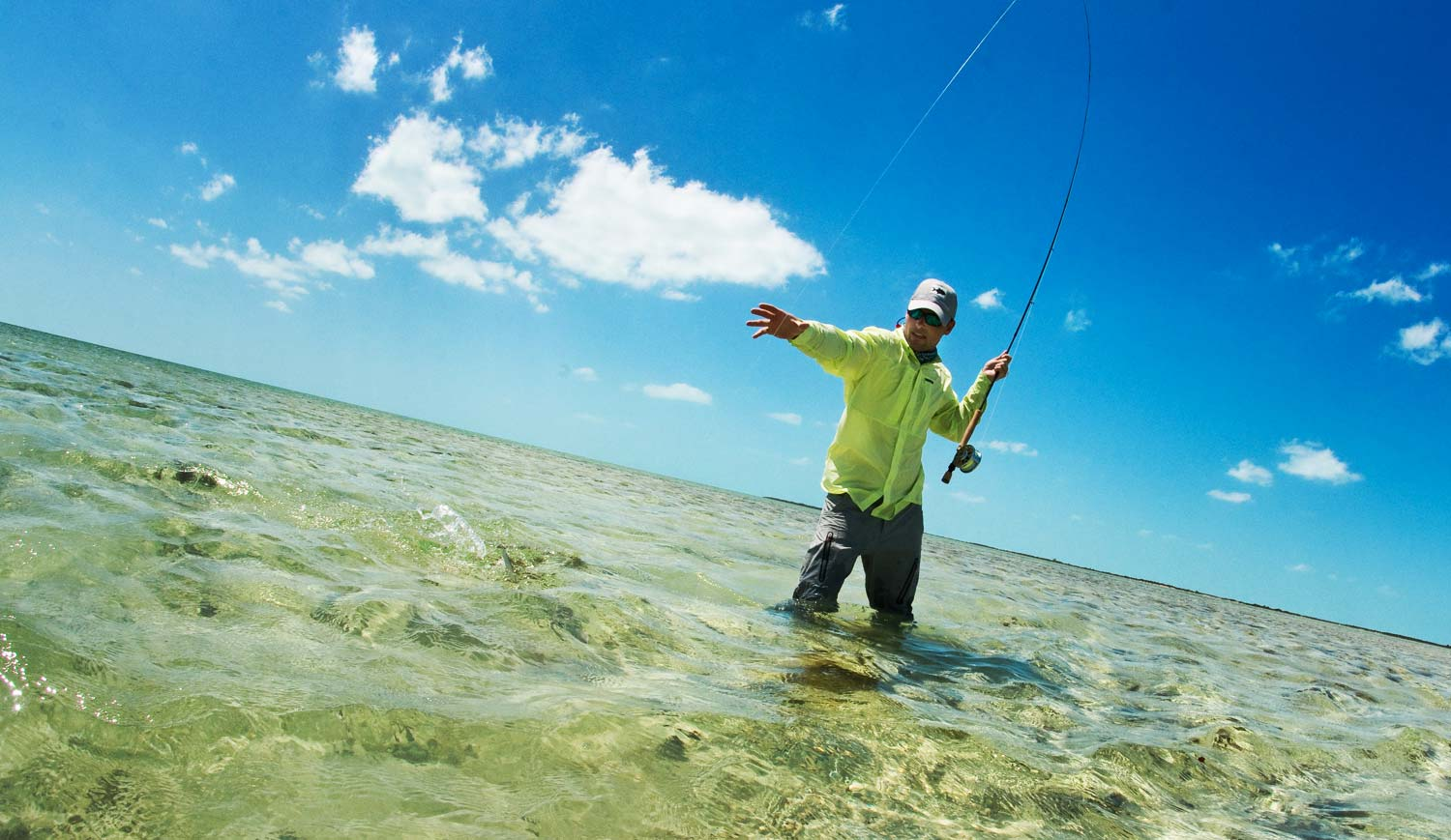 Tie An Effective Fly-Fishing Leader for Bonefish