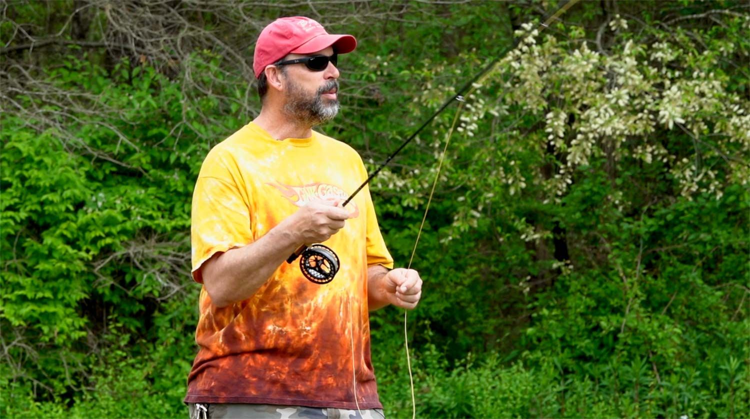 Slow Cast Fly Casting Drill   Fly Fishing   Gink and